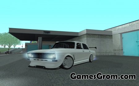 Moskvich Turbo для GTA San Andreas