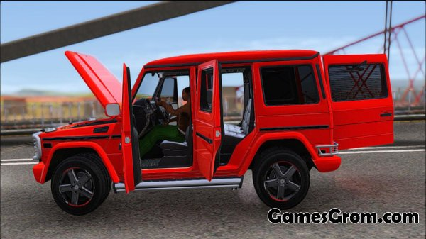 CAR ACCESSORIES SCRIPT v1.1 для GTA San Andreas