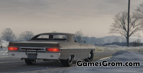 Машина Plymouth Fury III Coupe для GTA 5