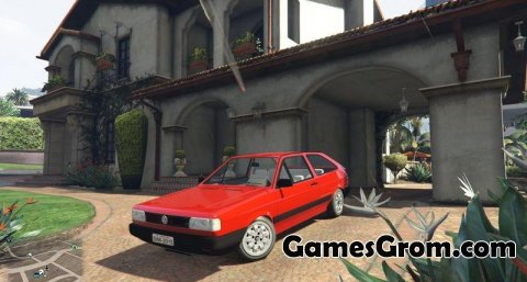 Машина Volkswagen GOLF для GTA 5