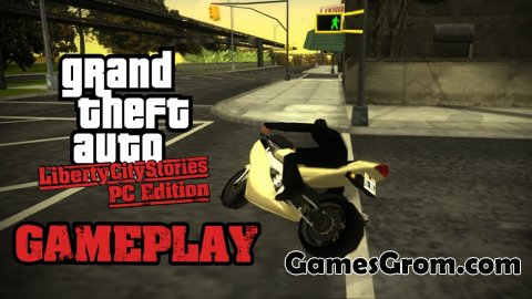 Мод Liberty City Stories PC Edition 4.0 Alpha 1 для Gta San Andreas
