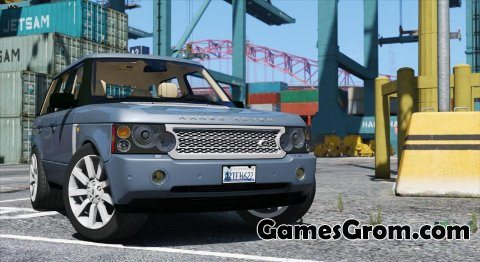 Машина Range Rover Supercharged для GTA 5